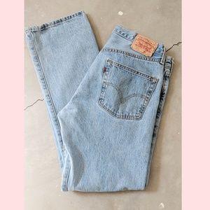 Vintage 501 Levi's